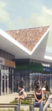 المباني التجارية