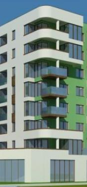 المباني السكنية